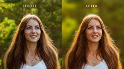 How to Blur Photo Background in Photoshop Like Very Expensive Lens Photography