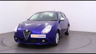 Alfa Romeo Giulietta Business Edition 2015 Videos