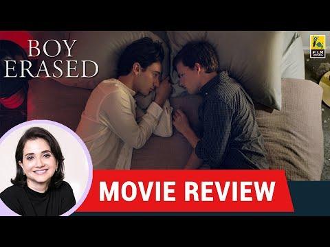 Anupama Chopra's Movie  of Boy Erased  Joel Edgerton  Lucas Hedges