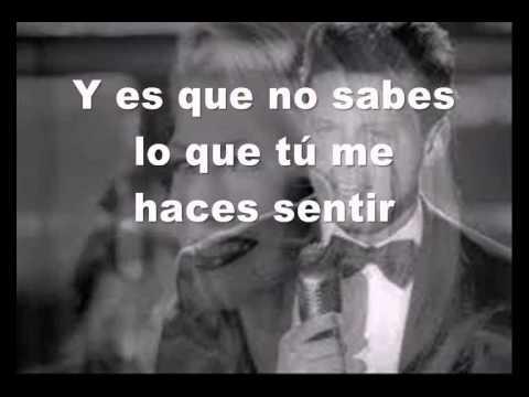 """KARAOKE COMPLETO!!! - """"Por debajo de la mesa"""" - Luis Miguel  (Pistas Martín)"""