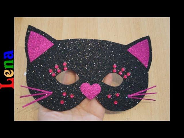 Masken Basteln Fur Kinder 22 Ideen Und Vorlagen 4