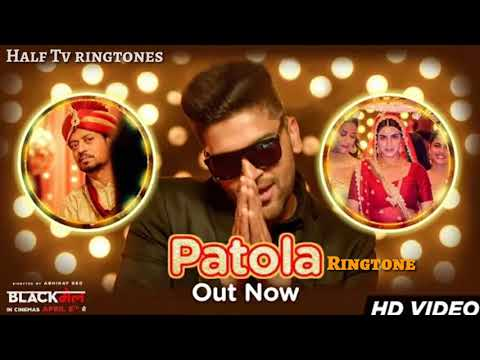 Patola Ringtone - Guru Randhawa song | new Punjabi Ringtone 2018