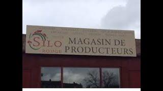 Silo Rouge - Magasin de producteurs 100 % produits locaux à Avallon 89200