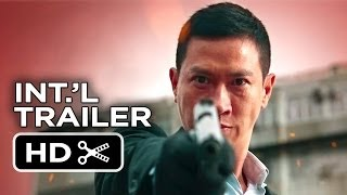 That Demon Within Official International Trailer (2014) - Daniel Wu Crime Movie HD