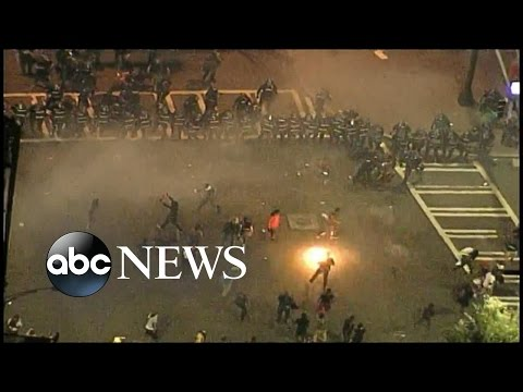 State of Emergency Declared Over Unrest in Charlotte
