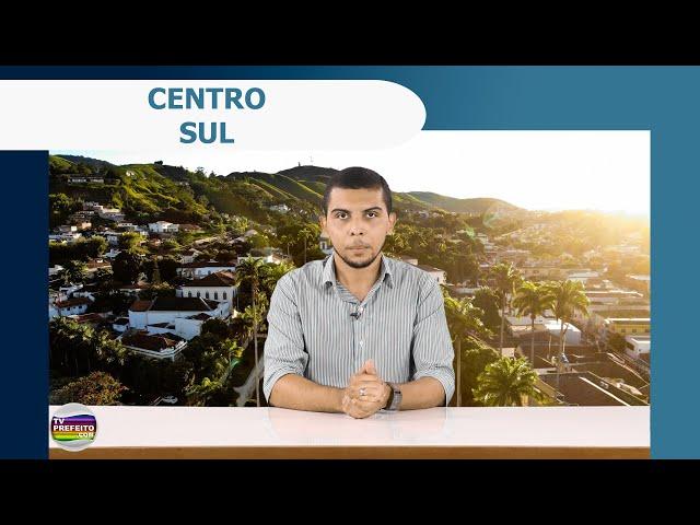 NOTÍCIAS DOS MUNICÍPIOS - CENTRO SUL (27/10/21)