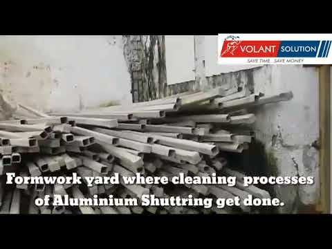 VOLANT SOLUTION | Mivan And Aluminium Formwork Cleaning Chemical