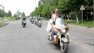 Дмитрий и Алевтина.Десногорск свадьба 2012 Glubinafoto