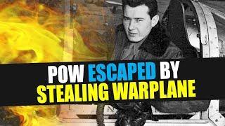 Air Force legend Bob Hoover stole a Nazi plane to escape a POW camp