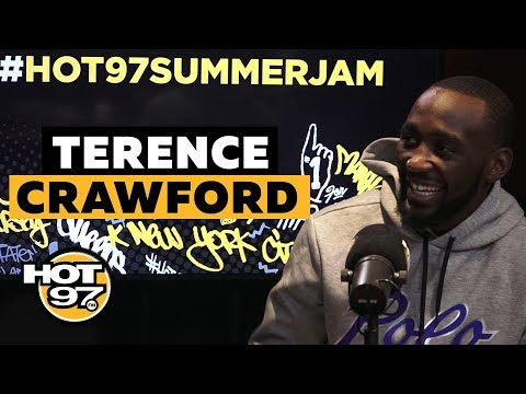 Terence Crawford On State Of Boxing, Amir Khan & Being 'Best In The World'