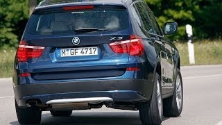 #856. BMW X3 xDrive20i 2011 (супер видео)