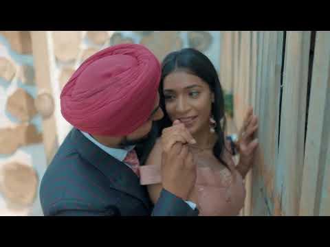 Kamalpreet Weds Kiranpreet Pre Wedding Shot