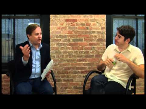Startups #151 with Yancey Strickler of Kickstarter in NYC