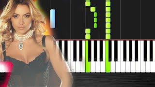 Hadise - Sıfır Tolerans - Piano by VN