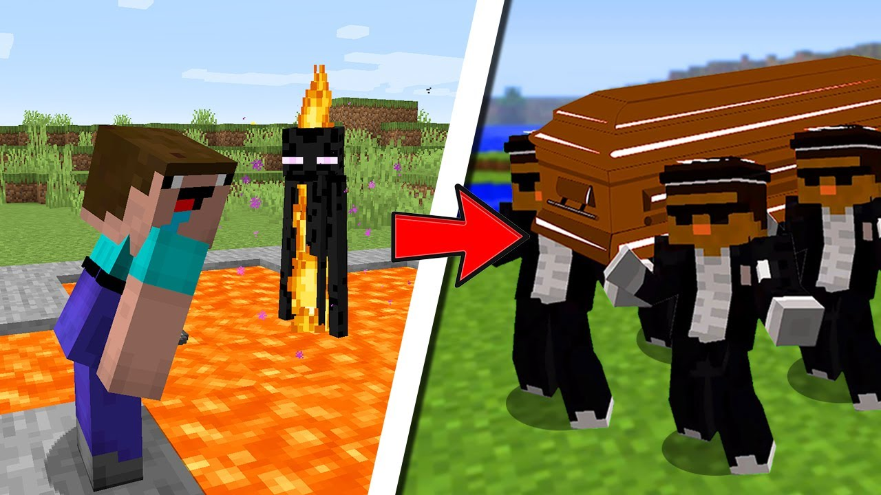 COFFIN MEME IN MINECRAFT ASTRONOMIA (part 6 Enderman) BY SCOOBY CRAFT