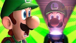 СУПЕР МАРИО ЛУИДЖИ МЕНШН  #6 мультик игра для детей Детский летсплей на СПТВ Luigi Mansion 3 Boss
