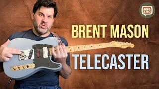 Brent Mason Telecaster - Ask Zac 47