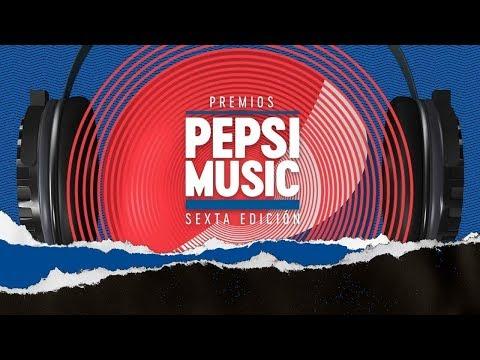 Premios Pepsi Music Sexta Edición - Programa Completo