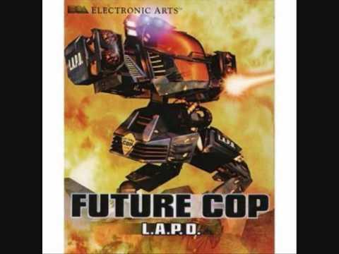 Track 1 - Griffith Park - Future Cop LAPD