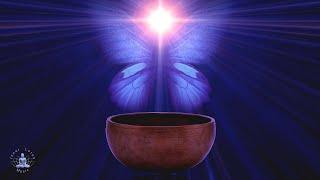 Spiritual Connection 🦋 111Hz + 1111Hz Divine & Angel Number Frequency  Tibetan Bowls Meditation Music - YouTube