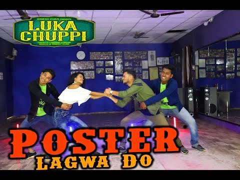 Poster Lagwa Do: Luka Chuppi | Kartik Aaryan, Kriti Sanon | Dance Cover | Shashank Suryavanshi