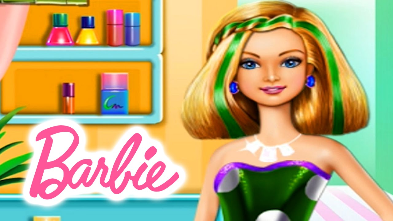 barbie legs spa salon amazing