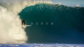 DEPTH - Surfing In Slow Motion (100fps)