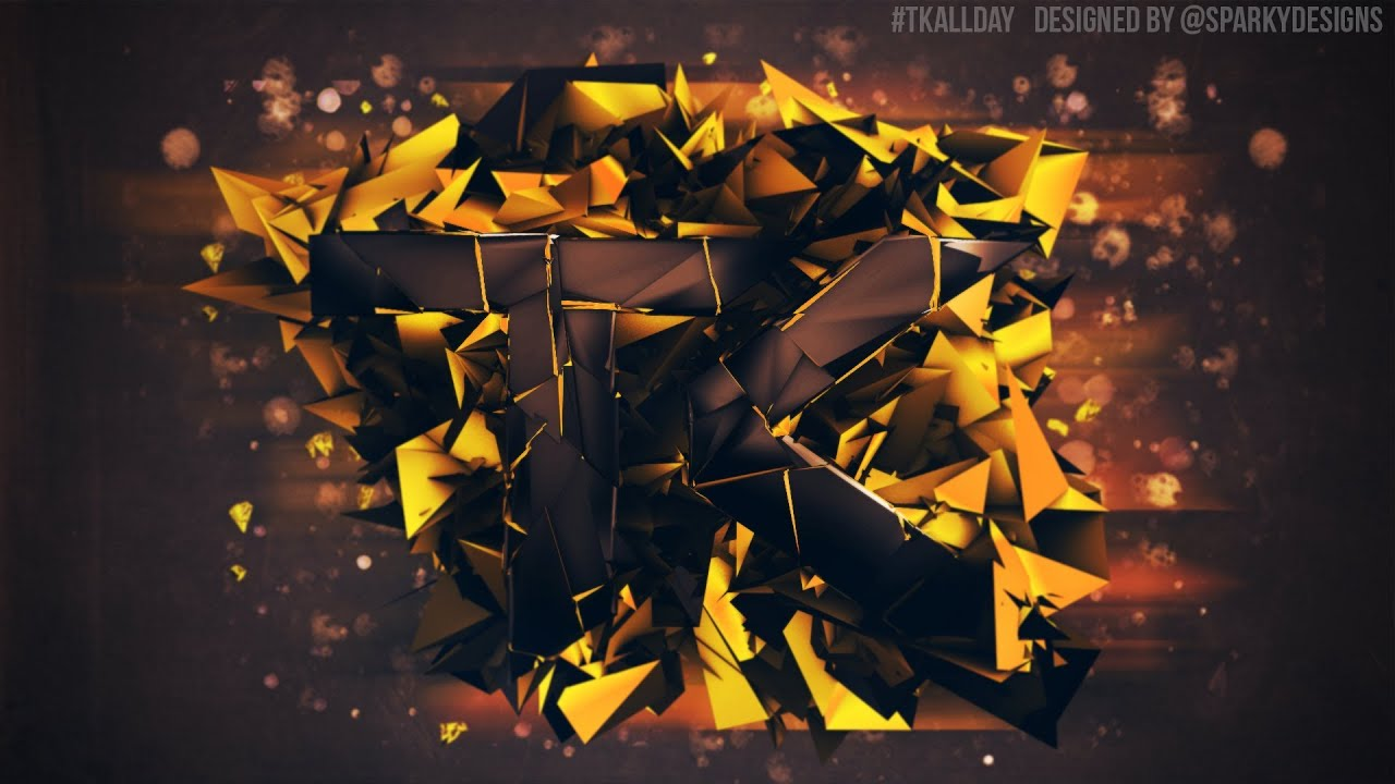 Team Kaliber Desktop Background | Speed Art By Sparky - YouTube