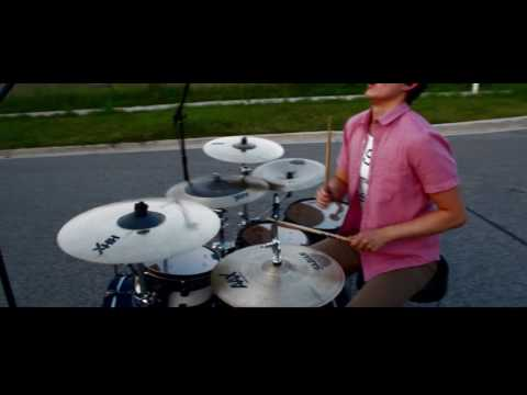 Eminem - Lose Yourself - Drum Cover/Remix by Kenneth Wong