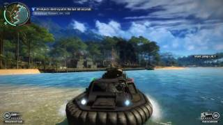 Just Cause 2  Heretic - The Black Market Chaos