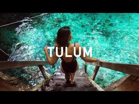 TULUM TRAVEL VLOG 2018 | Otherworldly Cenotes + Eat, Stay + Budget Tips!
