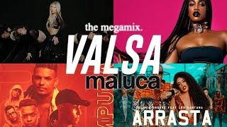 MEGAMIX   VALSA MALUCA 2018 (Boa Menina, Taki Taki, Pampuda...)