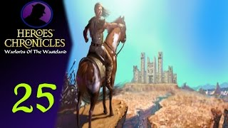 Let's Play Heroes Chronicles Warlords Of The Wastelands - Ep. 25 - Shaky Start Easy Finish!