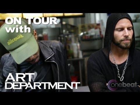 On Tour: Art Department