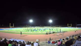 Poway High School - Emerald Brigade - Old Glory