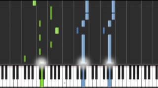 Uncover - Zara Larsson - Piano Tutorial + Sheets