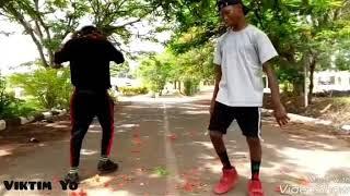 New dance video by Viktim YO and Savage Gold  #badandboujee #afro #trap
