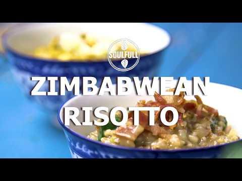 ZIMBABWEAN RISOTTO