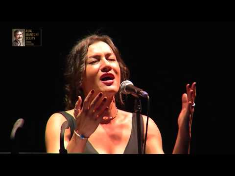 Zeynep Halvaşi'den Muhteşem 'Kirvem' Yorumu (Aşık Mahzuni Şerif'i Anma Konseri)