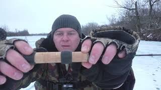 видео Зимнее блеснение щуки