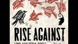 Rise Against-  The Ghost Of Tom Joad