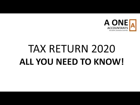 Tax Returns 2020 Australia: All You Need To Know!