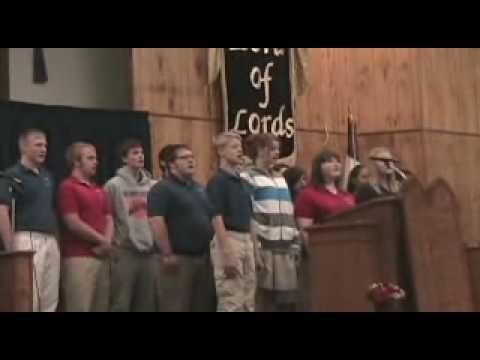 Oh What A Savior - Van Buren Christian Academy