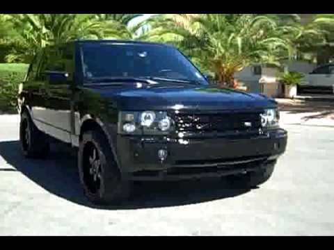 2006 Land Rover Range Rover Supercharged Suv Youtube