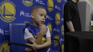 I'm Not Stephen Curry