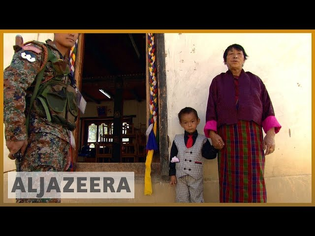 🇧🇹Bhutan elects new government l Al Jazeera English