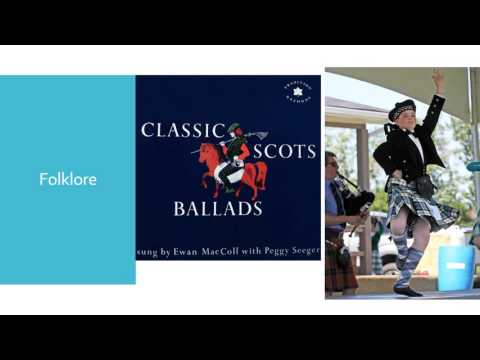 Scottish Americans Narrated Powerpoint
