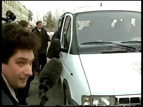 «Визит Президента В. В. Путина в Снежинск». 30-03-2000