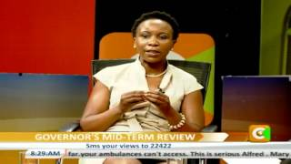 Cheche: Governor's Mid Term Review