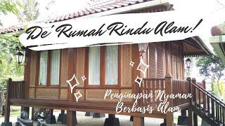 Gambar cover Penginapan De Rumah Rindu Alam Batu Malang   Vlog Wisata Bang JP   Review